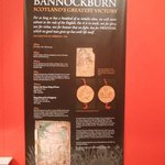 Remember Bannockburn 16 April - 12 October 2014