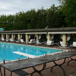 Poolbereich/Bar