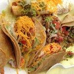 taco platter for 2