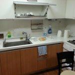 Kitchen - no microwave or owen
