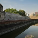 Reconstructed gate of Fort Santiago