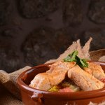 Sayadiya, yellow rise cooked with fish, onion, turmeric and more delicious spices