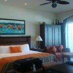 Bedroom, suite 128