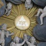 Tetragrammaton (God's name, Jehovah, in Hebrew)