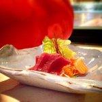 Delicius sashimi
