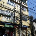 Favela electrical wiring