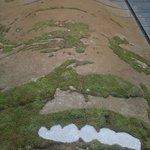 Tejado, donde la naturaleza hace posible divisar la cara de Nelson Mandela