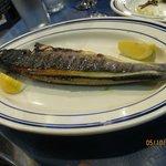Charred Mediterranean Fish