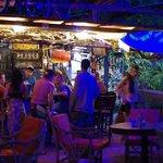 Bar/Hangout area