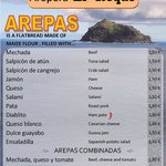 Bild från Arepera EL Roque