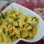 Yellow curry