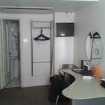 Wardrobe!! Desk space
