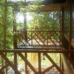 Delux cottage view