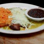 delicious steak Azteca