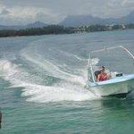 3 bateaux pour le ski