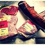 Premium Irish beef