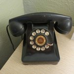 A real rotary telephone that works!