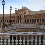 The plaza of Espana