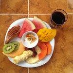 Breakfast platter!
