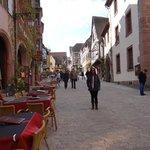 Riquewihr, Vilarejo Medieval, França