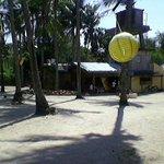 Inside Bakawan Forest Resort