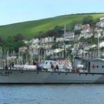 Greenway Ferries Fairmile RML at Dartmouth