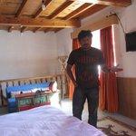 Me posing as Mr. Bachchan
