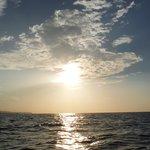 sunset cruise....  :)