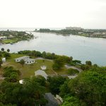 View from the top toward Jupiter Inlet