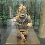 Detalhes impressionantes desta peça de cultura muito antiga