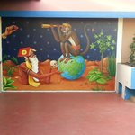 Spectacular mural by Interesni Kaski