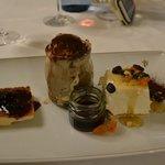десерт от шеф-повара
