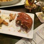 Swiss Cheddar Burger