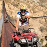 Los Cabos Canyon Bridge ATV tour