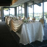 Head Table - lovely receptions