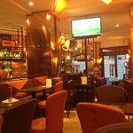 MM Café - interior