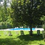 parc / piscine