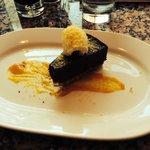 York chocolat cake