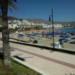 Down on the sea front at Los Cristianos