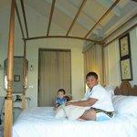 Beach Front Villa Room