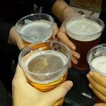 la birra per i 5 anni dall apertura!