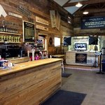 The Old Time Coffee Counter