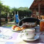 la colazione di Francesco