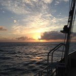 Sunset Cruise on the Passaat Schooner, May 12, 2014