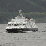 The Boat Trip on Loch Ness