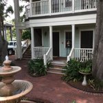 front porches and sitting areas