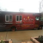 Asada's food truck - where they started in Greenville
