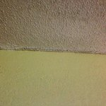 Ceiling need to be repaired like many other areas before selling the rooms.   This is not a 3
