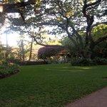 Hale Koa grounds