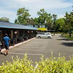 Foto de Travellers Inn Motel
